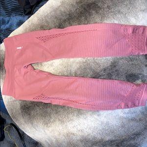 Gymshark Pants - Gymshark energy + seem less leggings